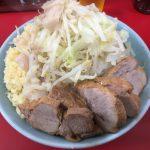 ラーメン【新宿】二郎歌舞伎町店に即再訪してきた