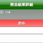 競馬【G1】菊花賞は単勝だけ当たって138.0%回収のギリ勝利